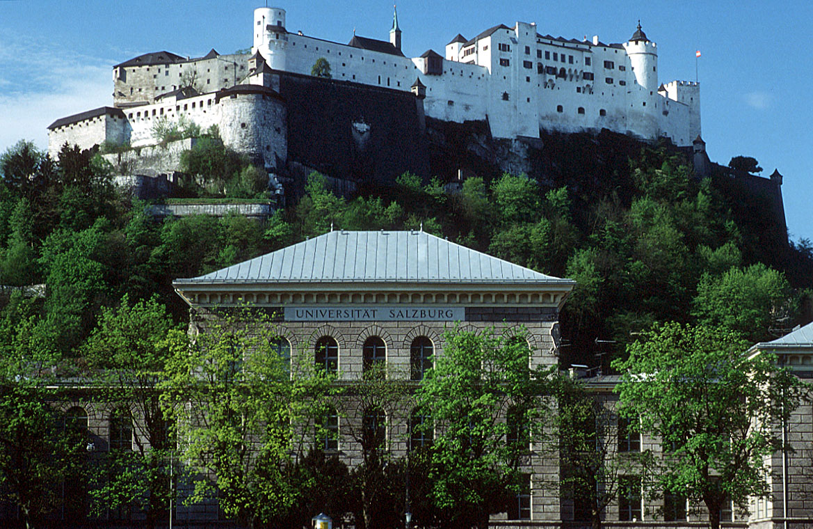 Building of the University of Salzburg