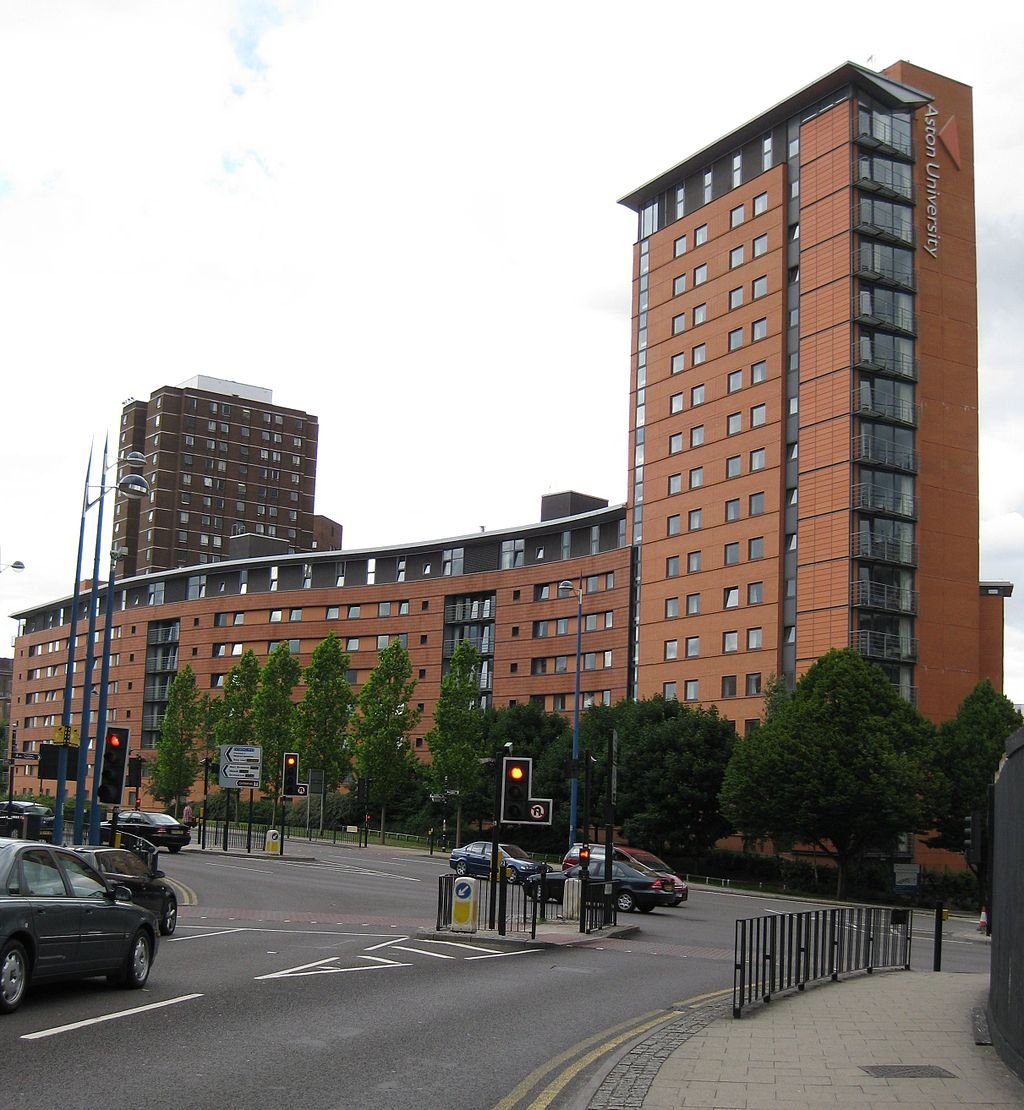 Lakeside Student Residences, University of Aston in Birmingham